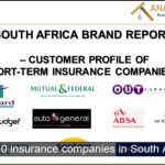 Insurance company in South Africa – The top 10 companies