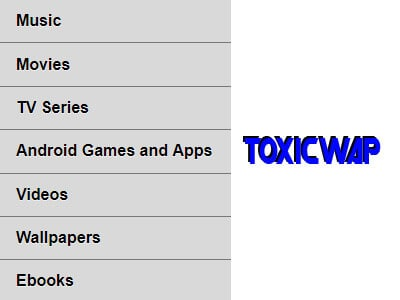 Toxicwap.com latest movies and music download, toxic wap tv series for mobile phones