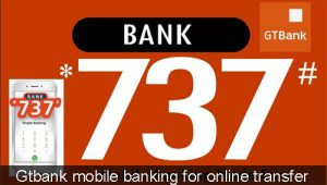 Gtbank tips: Access GTbank Mobile banking for online transfer/codes